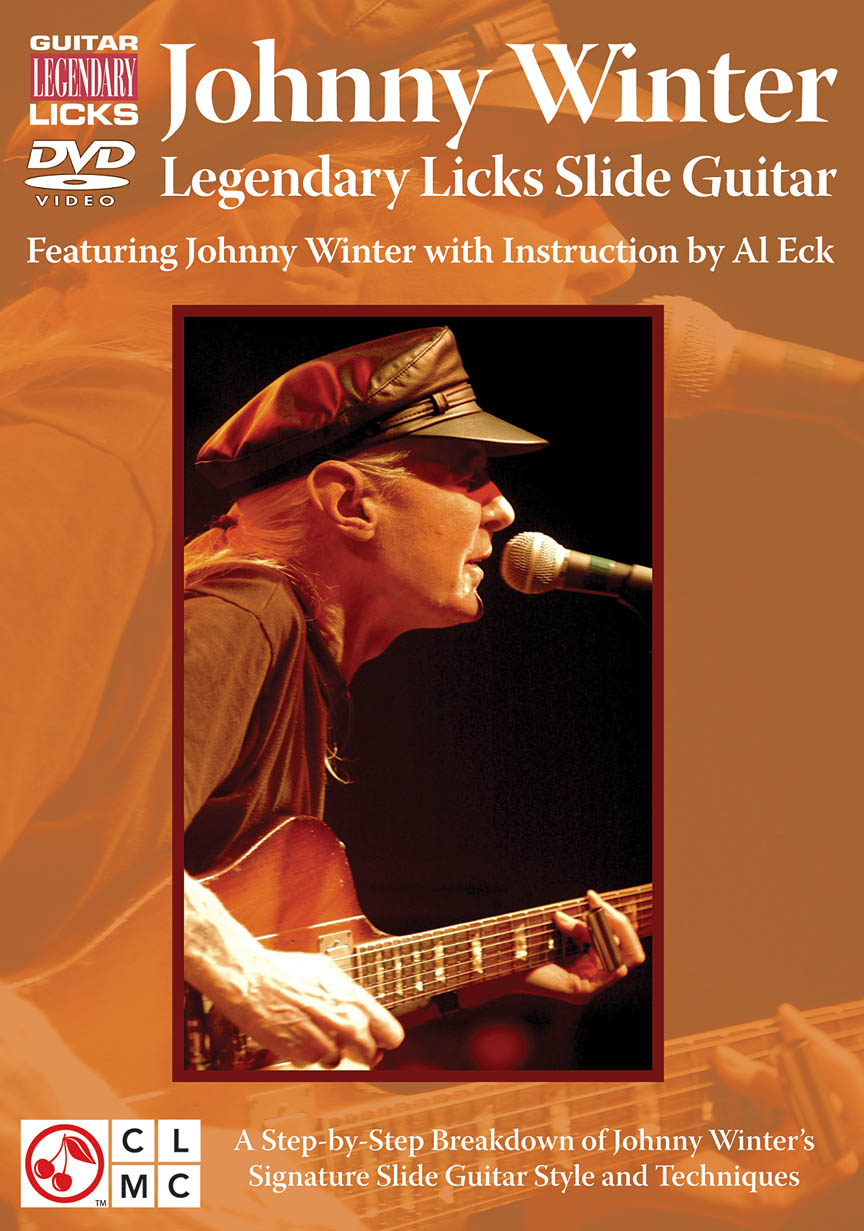Product Cover for Johnny Winter