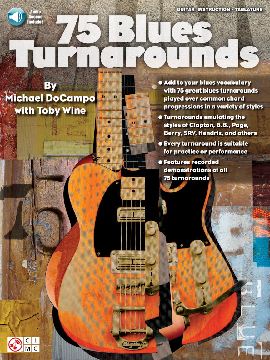 Product Cover for 75 Blues Turnarounds