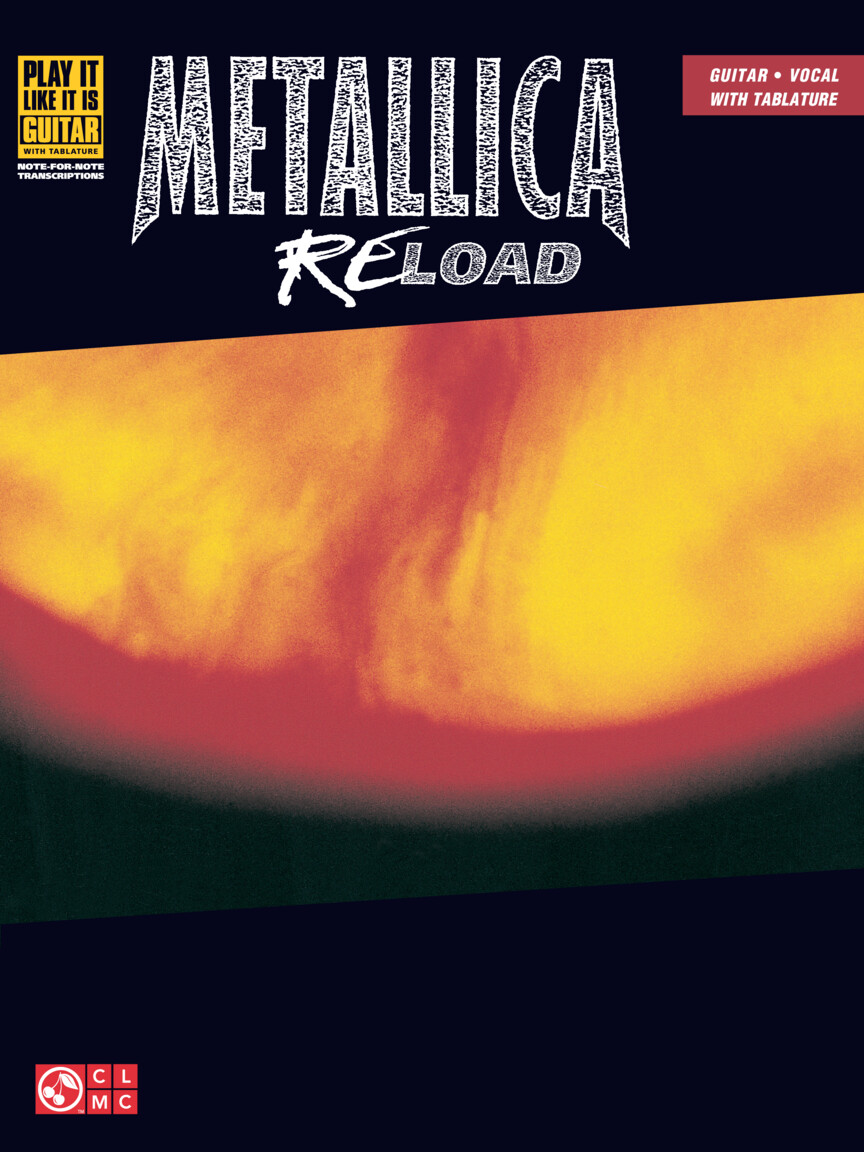 Product Cover for Metallica – Re-Load