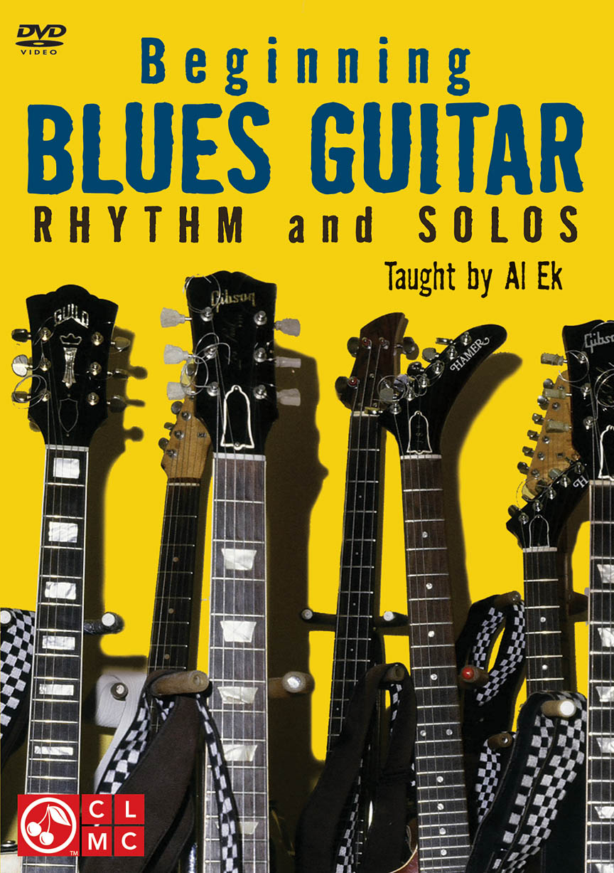 Product Cover for Beginning Blues Guitar