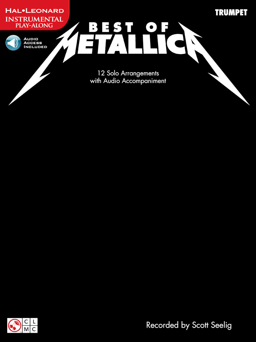 Product Cover for Best of Metallica for Trumpet