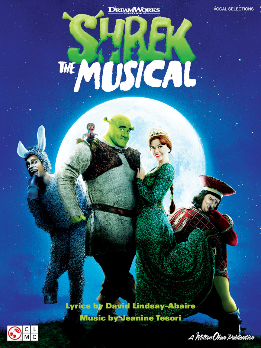 Product Cover for Shrek the Musical