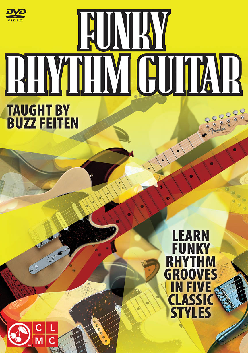 Product Cover for Funky Rhythm Guitar