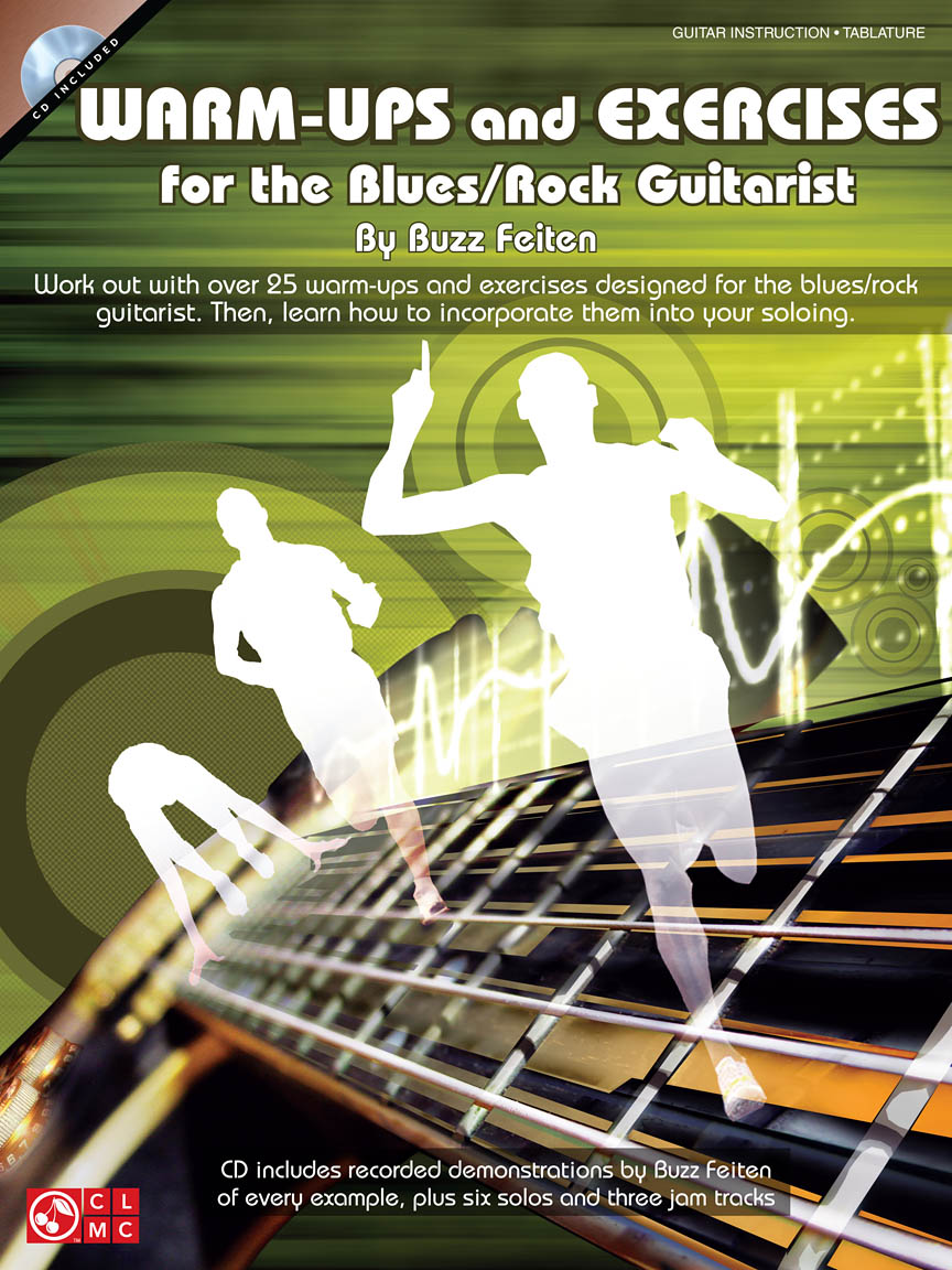 Product Cover for Warm-Ups and Exercises for the Blues/Rock Guitarist