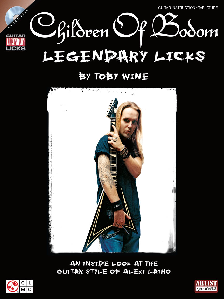 Product Cover for Children of Bodom – Legendary Licks