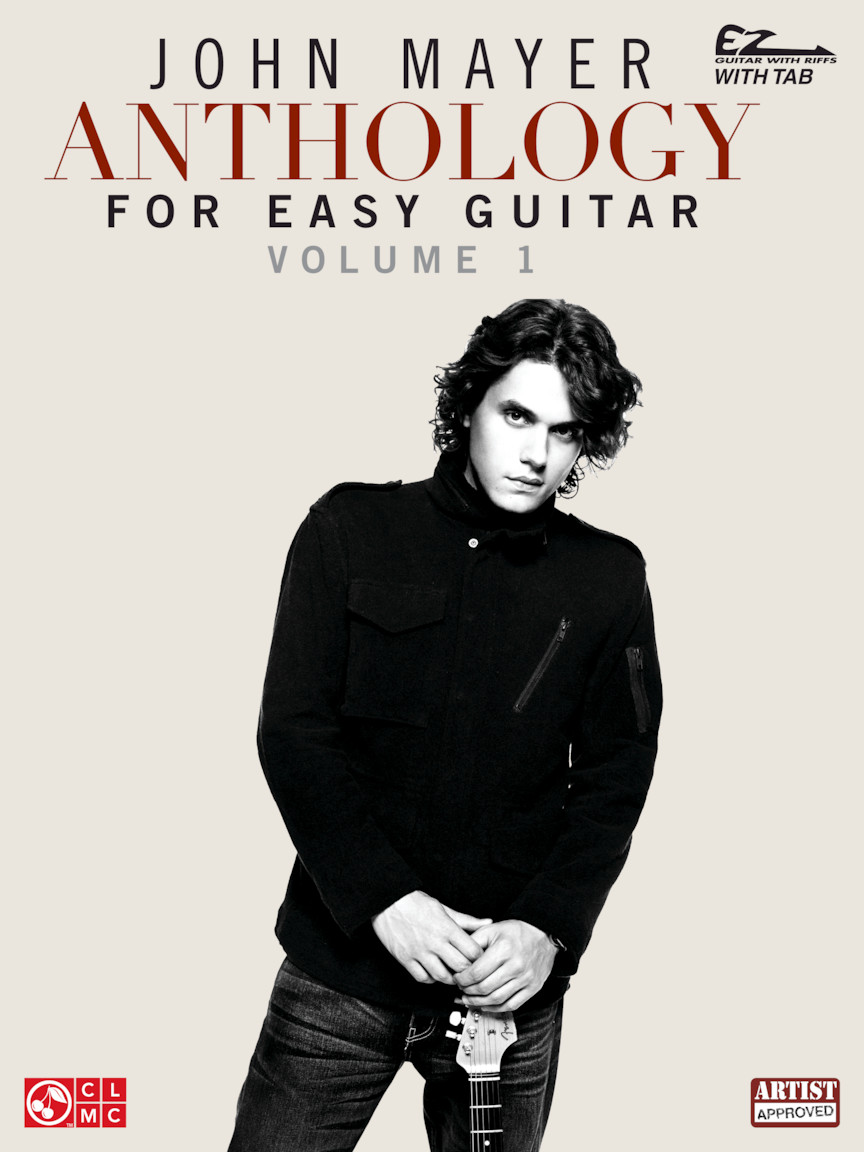 Product Cover for John Mayer Anthology for Easy Guitar – Volume 1