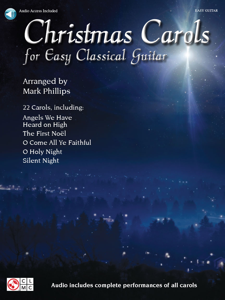 Product Cover for Christmas Carols for Easy Classical Guitar