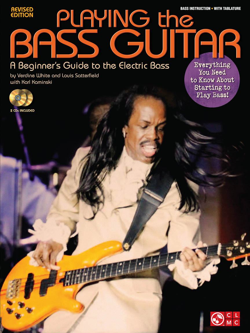 Product Cover for Playing the Bass Guitar – Revised Edition