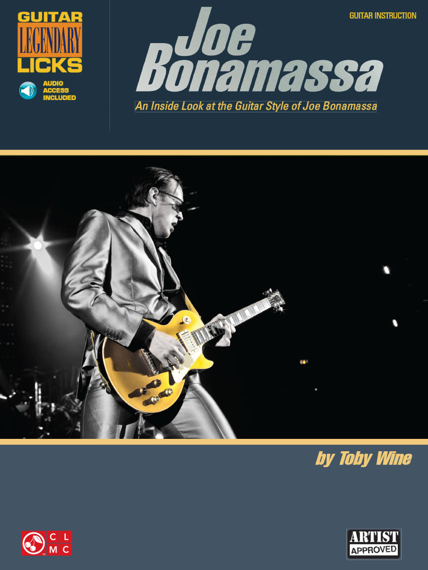 Product Cover for Joe Bonamassa Legendary Licks