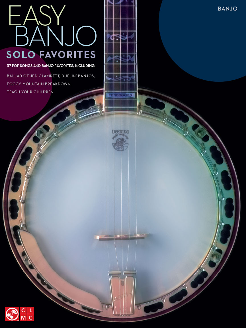 Product Cover for Easy Banjo Solo Favorites