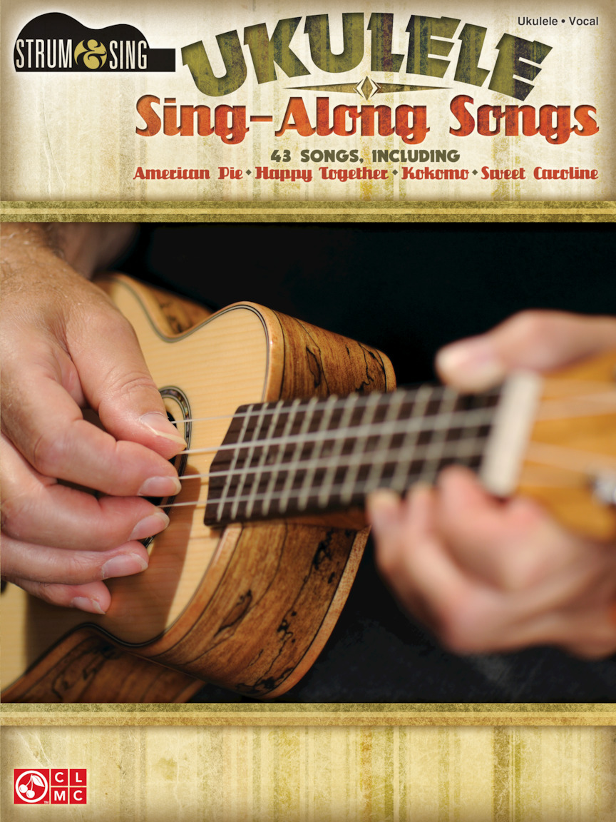 Product Cover for Ukulele Sing-Along Songs