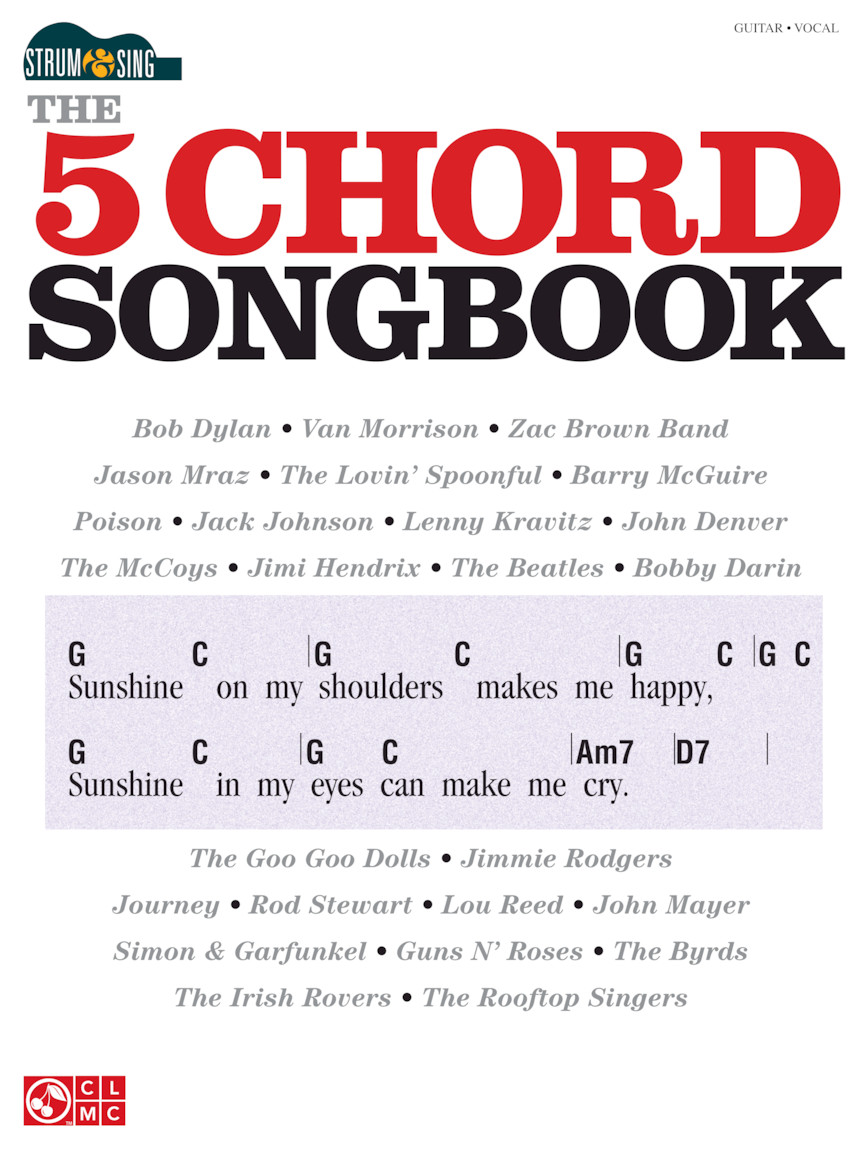 Product Cover for Strum & Sing: The 5 Chord Songbook