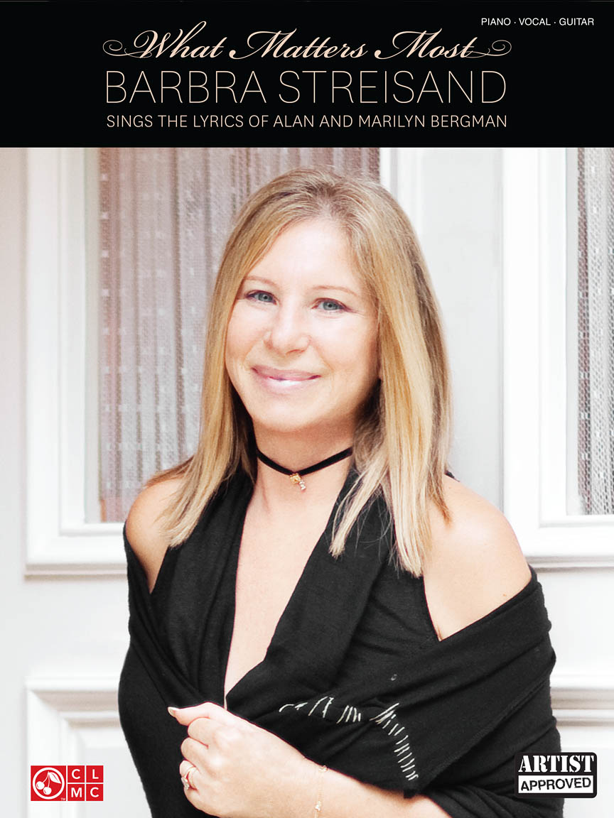 Product Cover for Barbra Streisand – What Matters Most