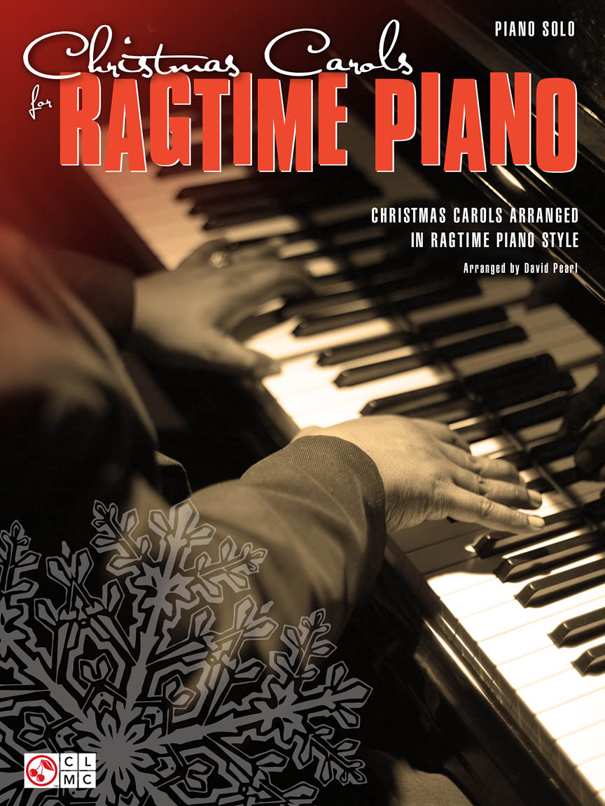 Product Cover for Christmas Carols for Ragtime Piano