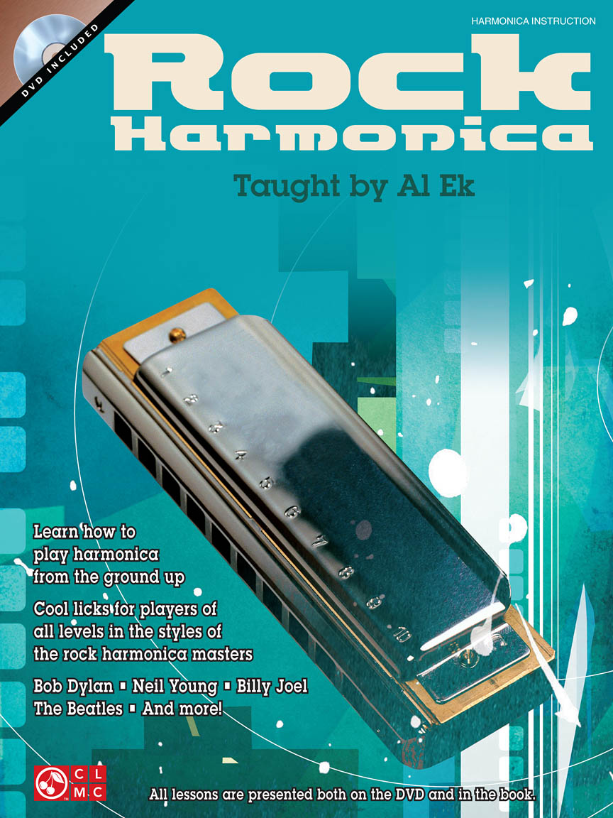 Product Cover for Rock Harmonica