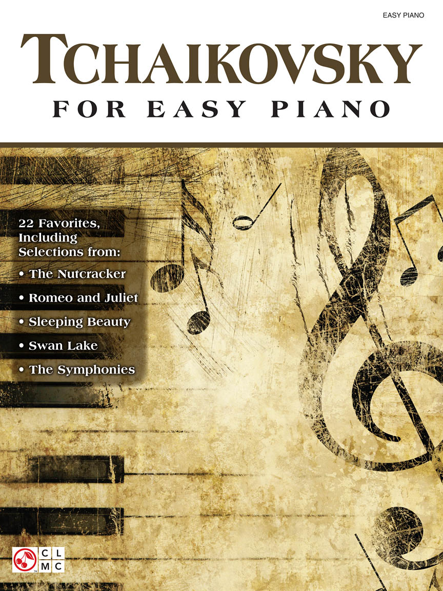 Product Cover for Tchaikovsky for Easy Piano