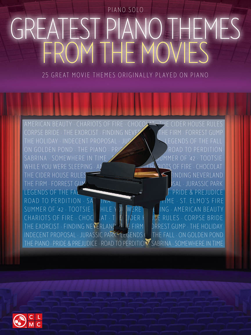 Product Cover for Greatest Piano Themes from the Movies