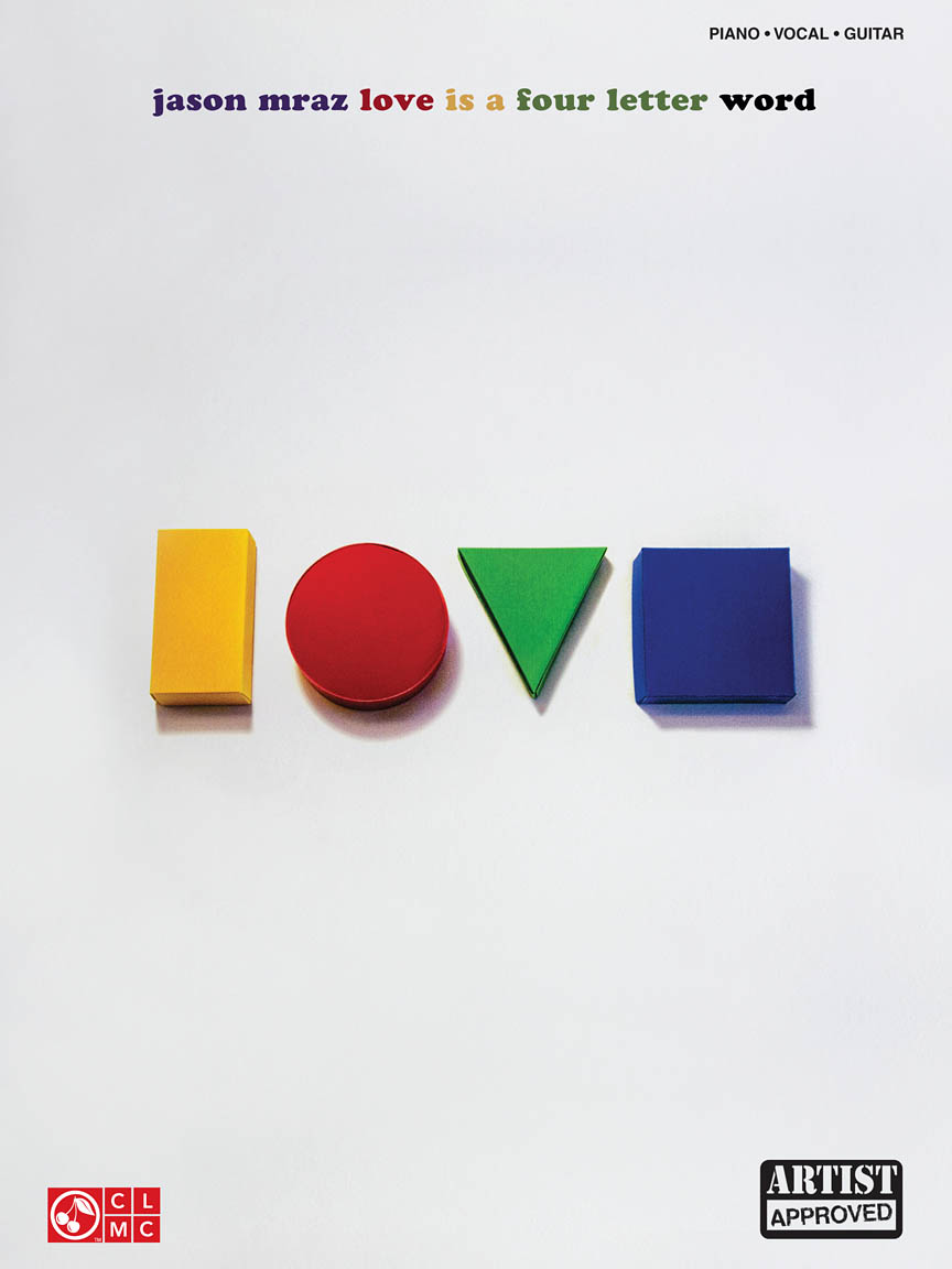 Product Cover for Jason Mraz – Love Is a Four Letter Word