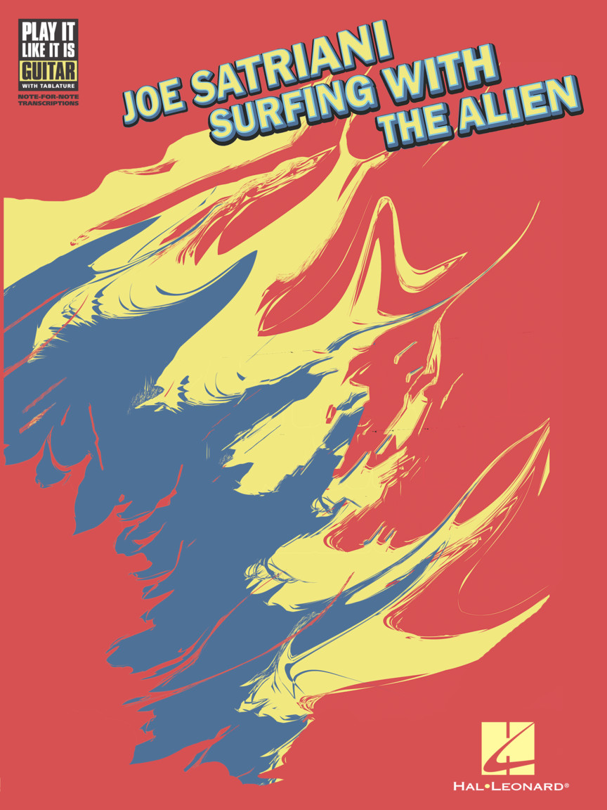 Product Cover for Joe Satriani – Surfing with the Alien