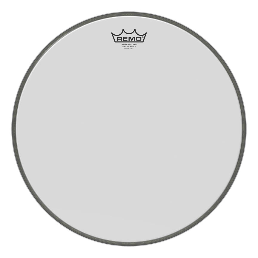 Product Cover for Ambassador Smooth White Series Drumhead