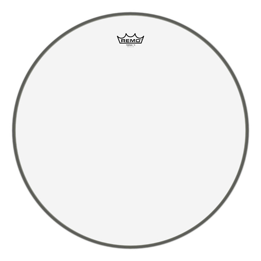 """Product Cover for Timpani, Clear, 22"""" Diameter"""