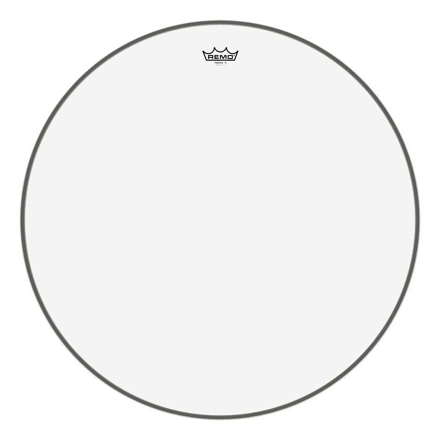 "Product Cover for Timpani, Clear, 28"" Diameter"