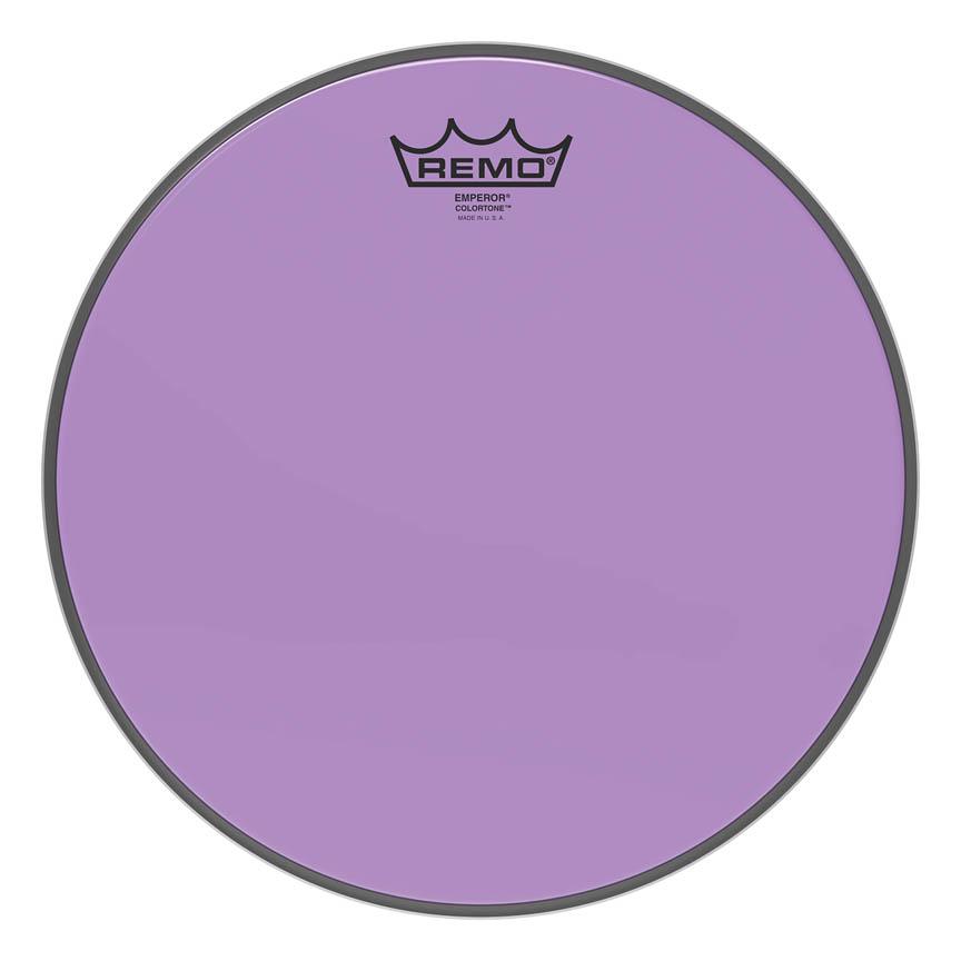 Emperor Colortone Purple Drumhead