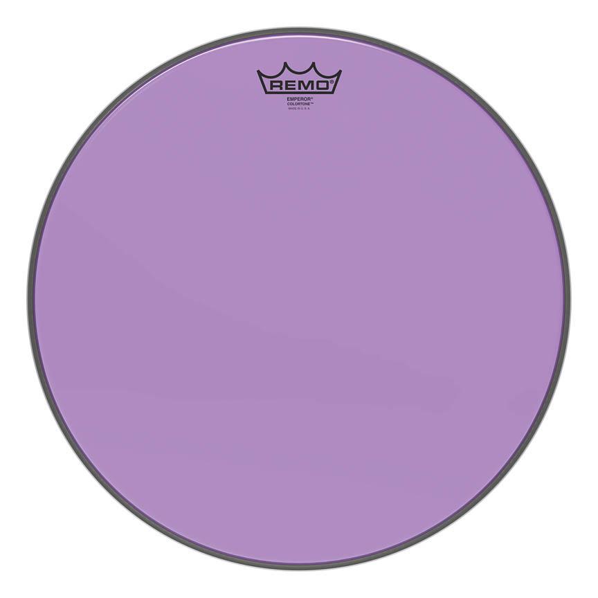 Emperor® Colortone™ Purple Drumhead