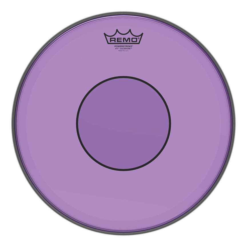 Product Cover for Powerstroke® 77 Colortone™ Purple Skyndeep Drumhead