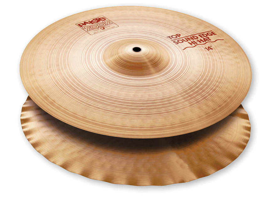 Product Cover for 2002 Sound Edge Hi-Hat