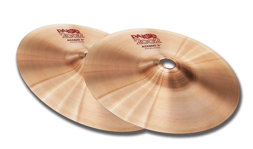 Product Cover for 08 2002 Accent Cymbal