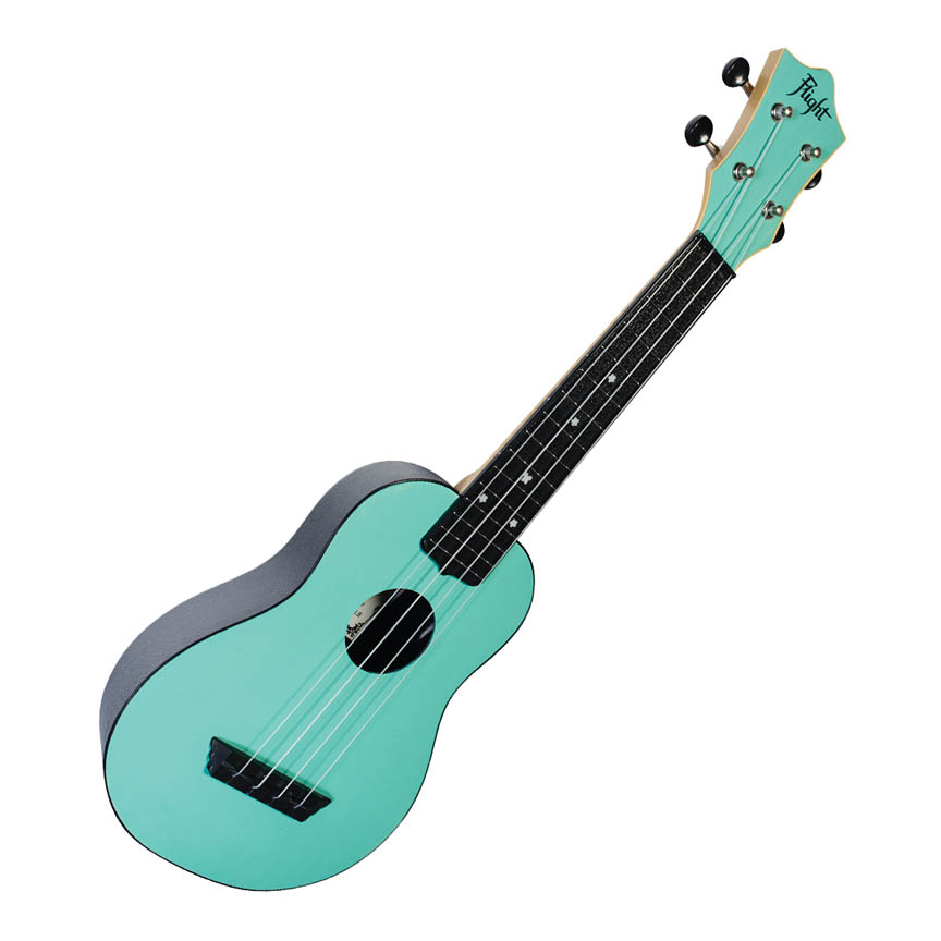Product Cover for Light Blue Soprano Ukulele