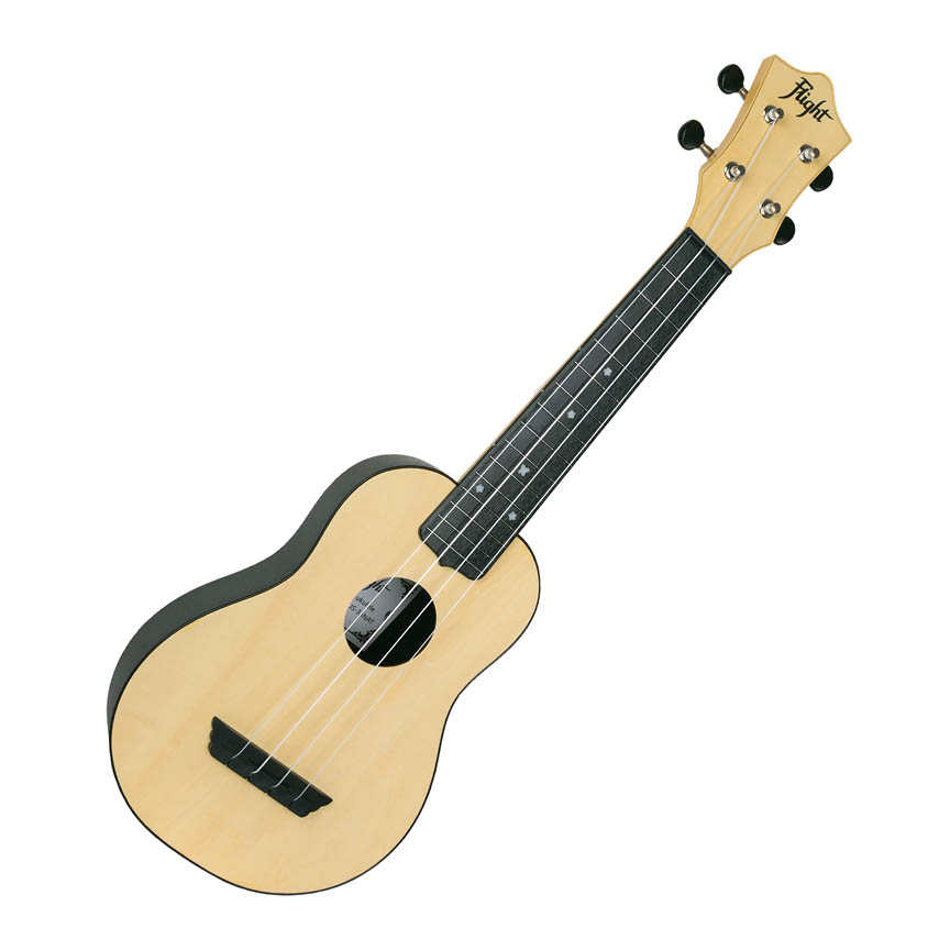 Product Cover for Natural Soprano Ukulele