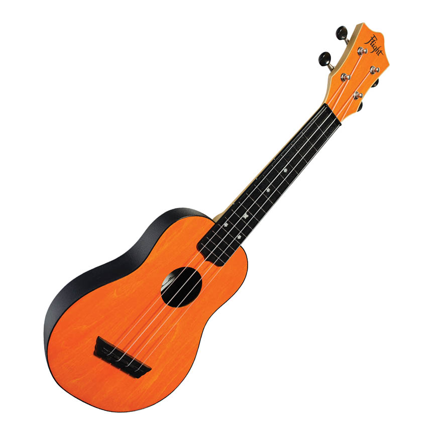 Product Cover for Orange Soprano Ukulele