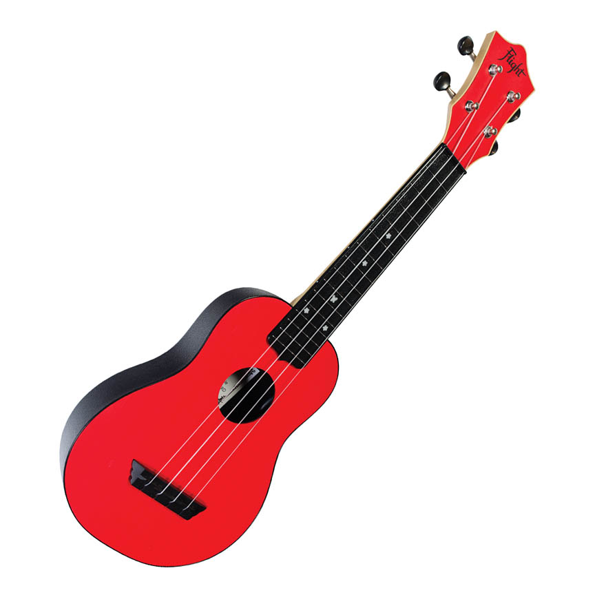 Product Cover for Red Soprano Ukulele