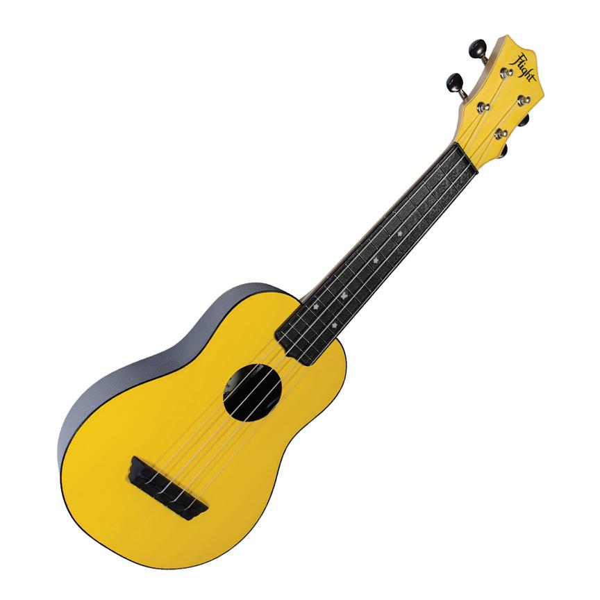 Product Cover for Yellow Soprano Ukulele