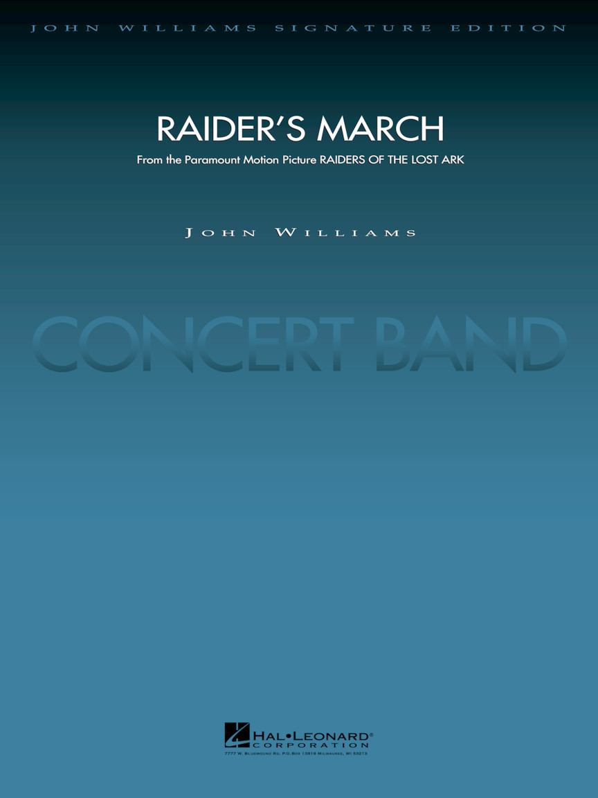 Product Cover for Raiders March