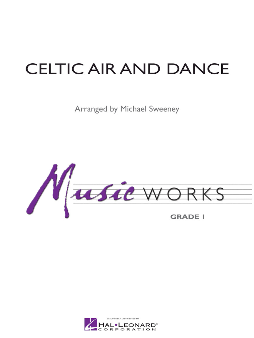 Product Cover for Celtic Air and Dance