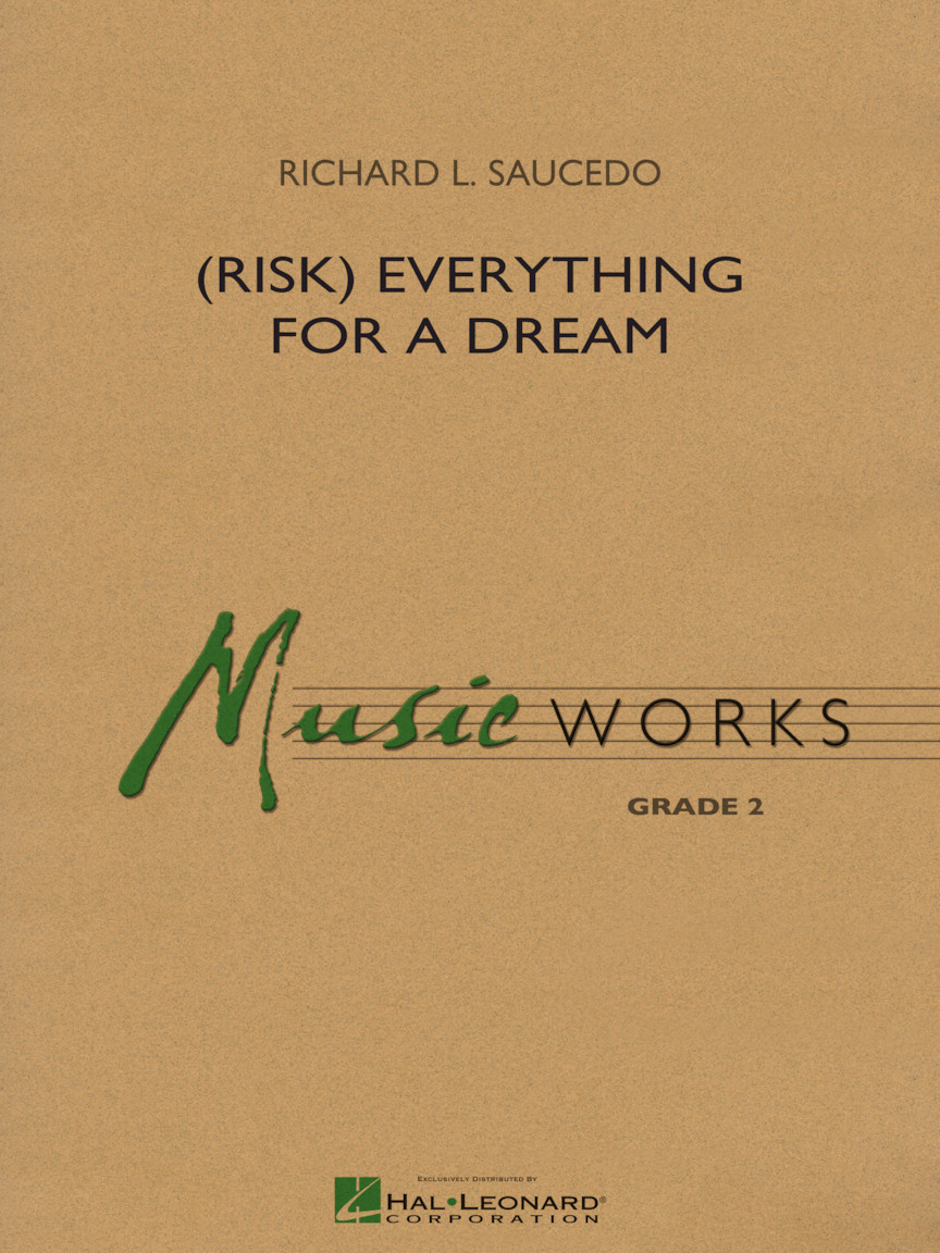 Product Cover for (Risk) Everything for a Dream