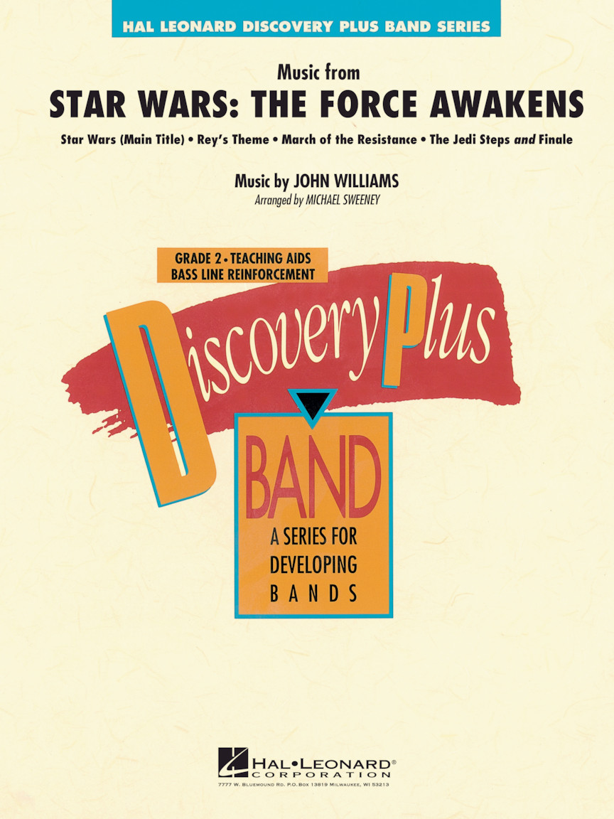 Product Cover for Music from Star Wars: The Force Awakens