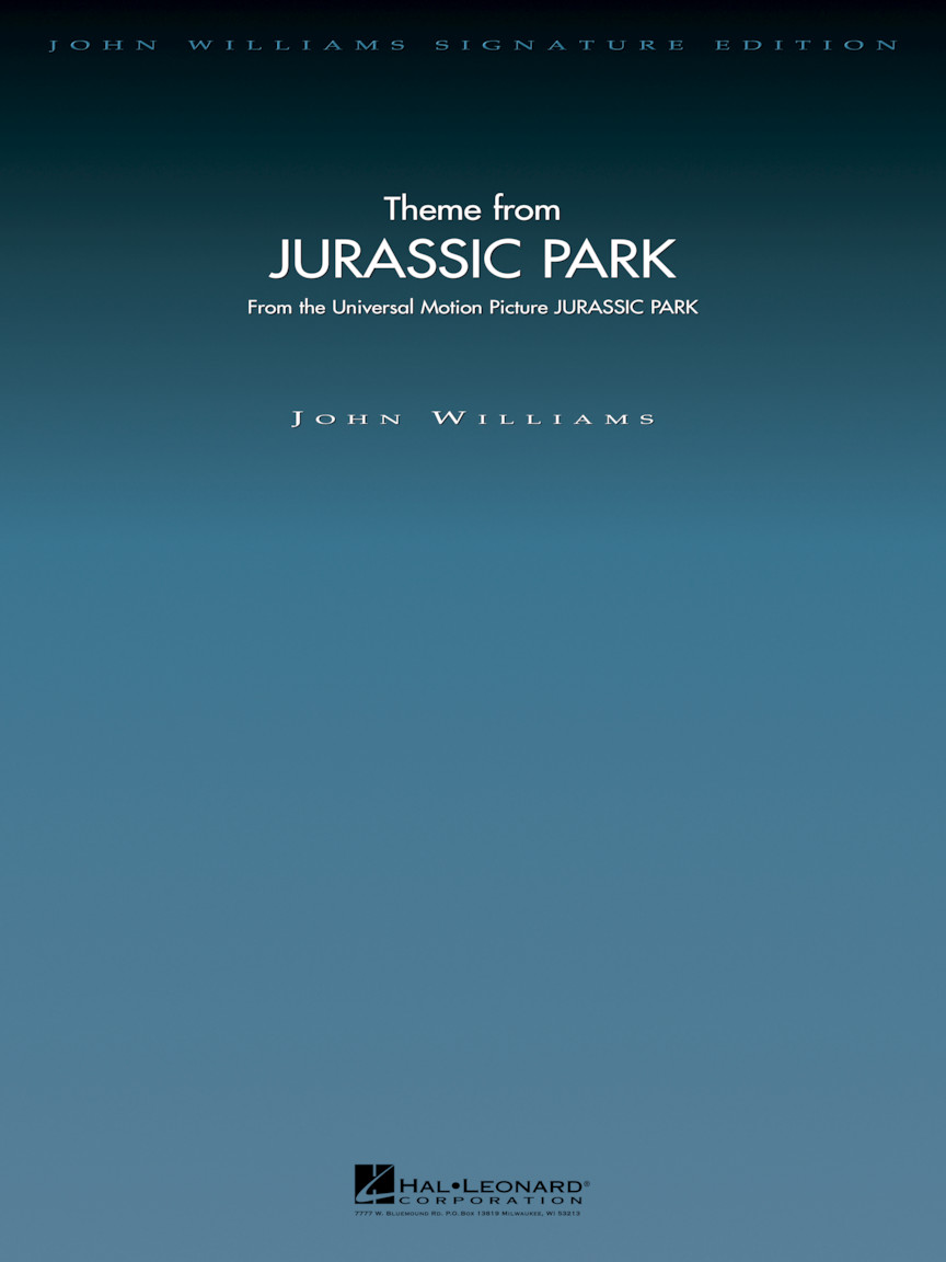 Product Cover for Theme from Jurassic Park