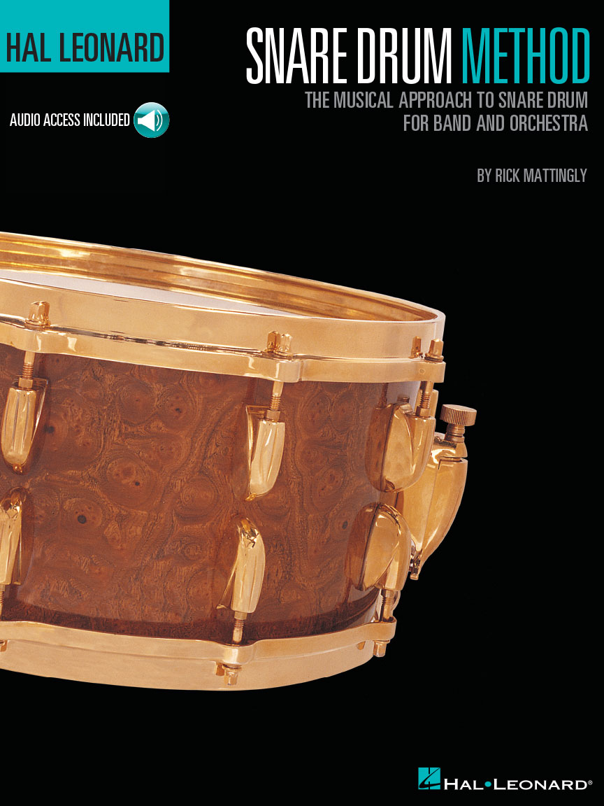 Product Cover for Hal Leonard Snare Drum Method