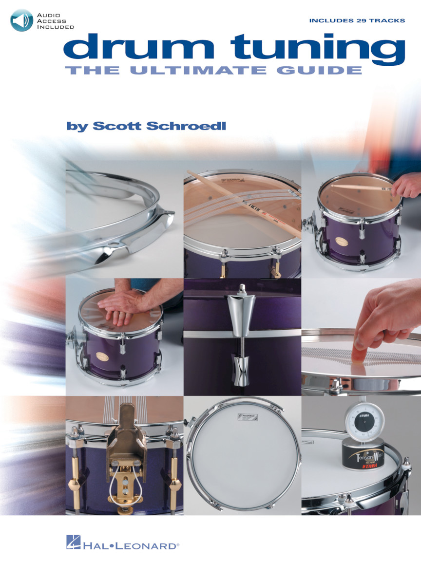 Product Cover for Drum Tuning