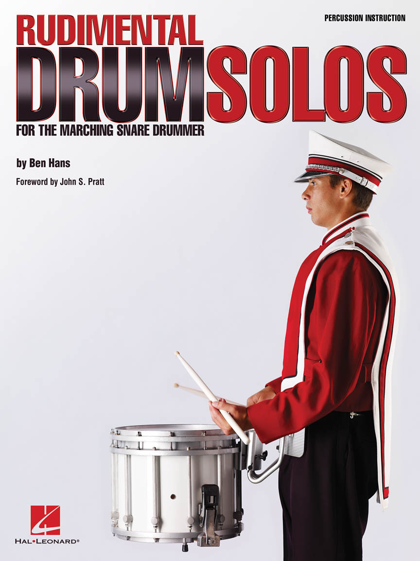 Product Cover for Rudimental Drum Solos for the Marching Snare Drummer