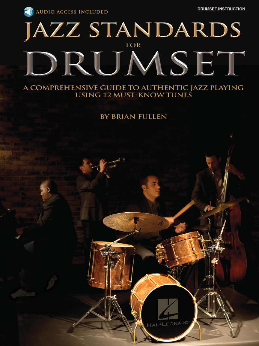 Product Cover for Jazz Standards for Drumset