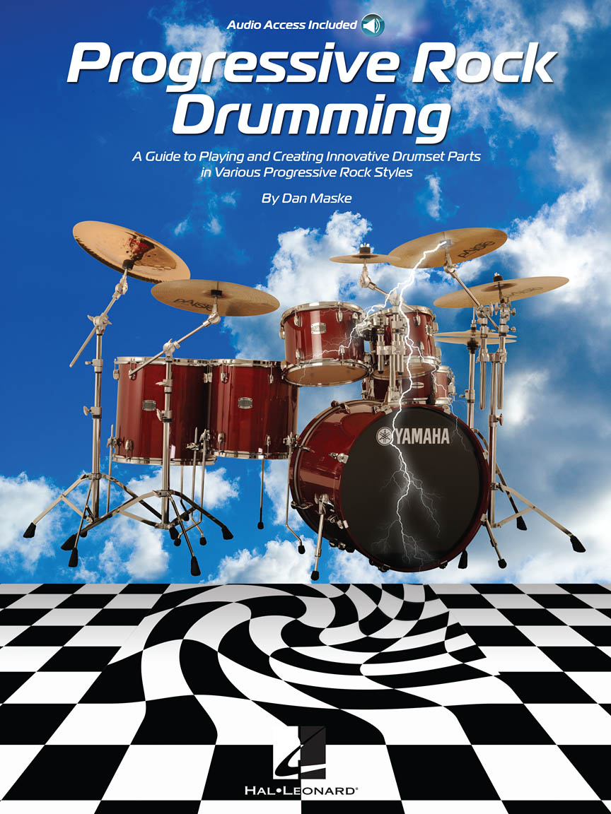 Product Cover for Progressive Rock Drumming