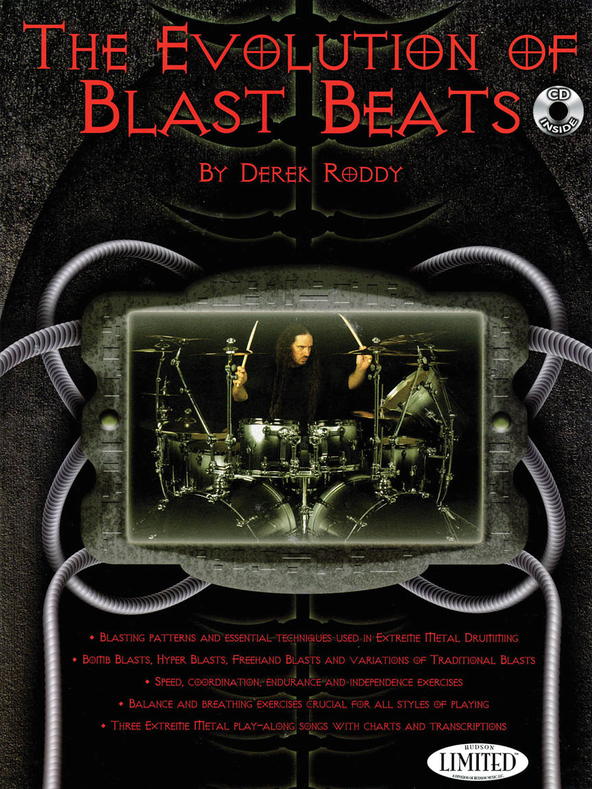 Product Cover for The Evolution of Blast Beats