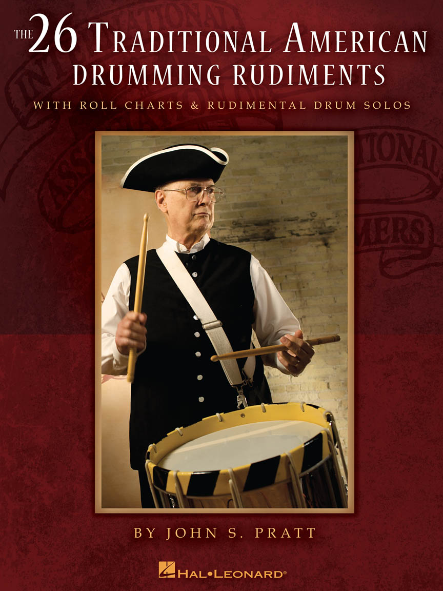 Product Cover for The 26 Traditional American Drumming Rudiments