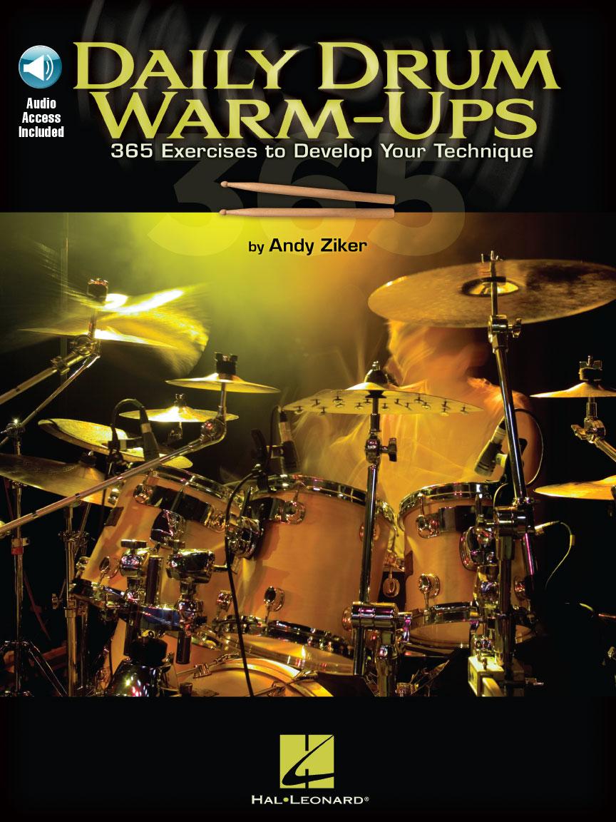 Daily Drum Warm-Ups