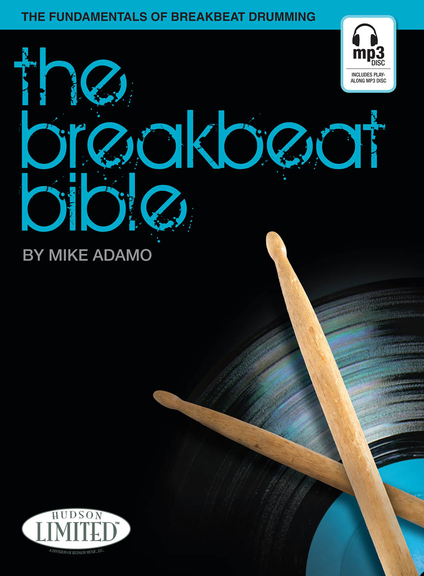 Product Cover for The Breakbeat Bible